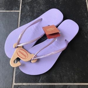 🆕NWT🎉 Havaianas flip flops